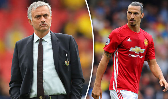 Jose Mourinho has lost the plot and Zlatan Ibrahimovic is a cone, claims France legend
