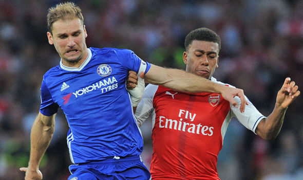 Branislav Ivanovic puts blame on Chelsea players for Arsenal defeat