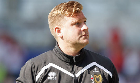 Confirmed: Karl Robinson announced as new Charlton boss after leaving MK Dons last month