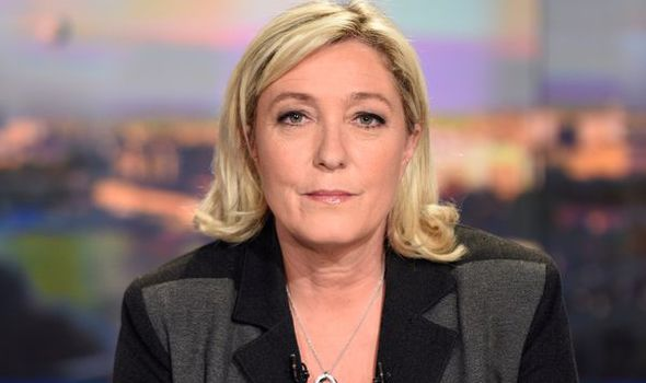 Marine Le Pen fury over 'persecution' after EU tries to 'silence' her with £300,000 fine