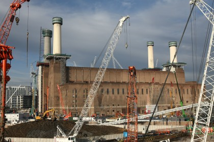 Apple to power up Battersea development