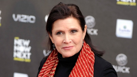 Carrie Fisher died from sleep apnea, other factors: coroner's office