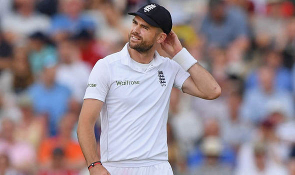 England bowler James Anderson to be overlooked for second Test with India