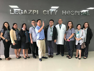Legazpi City Hospital to open on August 8