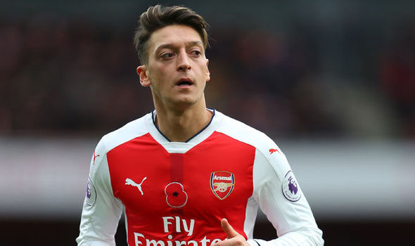 Mesut Ozil: This is what Arsenal boss Arsene Wenger wants from me