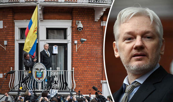 Swedish moves to interview Julian Assange in embassy welcomed by Ecuador