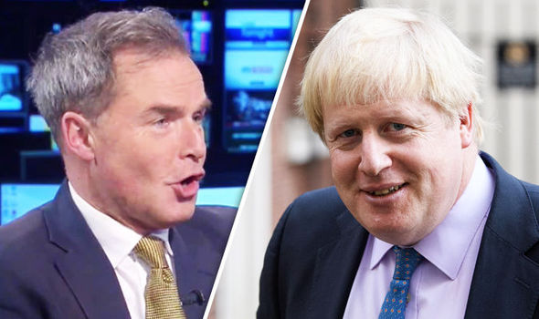 'Frankly, it's appalling' Peter Whittle blasts Boris Johnson over free movement claims
