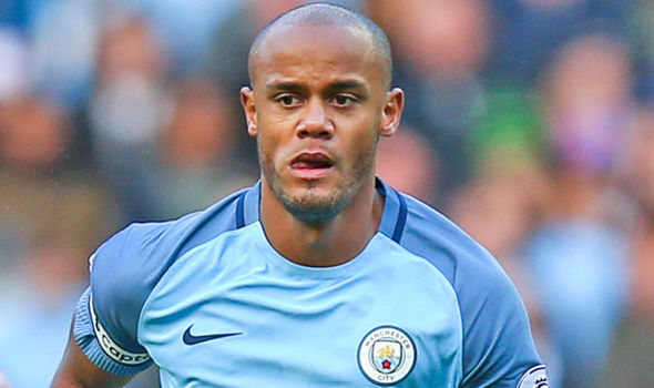 Manchester City boss Pep Guardiola set to rest Vincent Kompany for West Brom clash