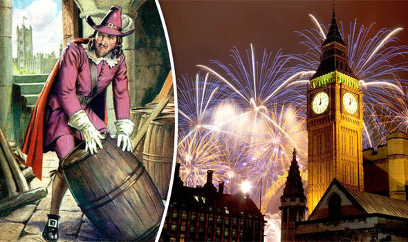 When is Bonfire Night 2016? Why do we celebrate Guy Fawkes Night with fireworks?