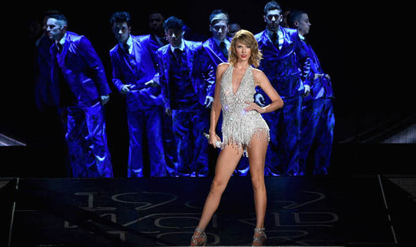 Taylor Swift tops Forbes' Highest-Paid Women in Music list for 2016