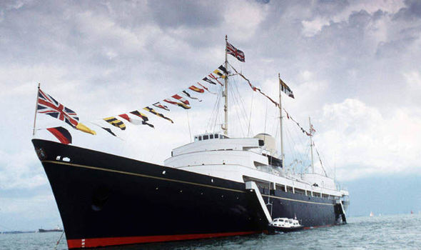 Government REJECTS calls for Royal Yacht Britannia to return