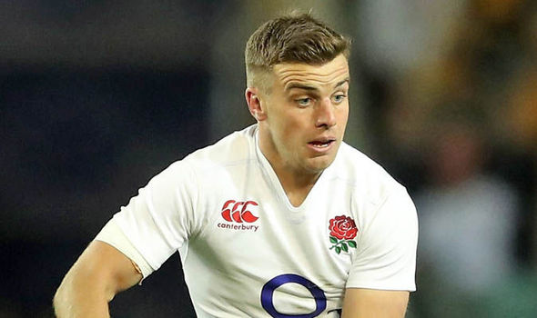 Eddie Jones warns George Ford: Your England rugby career is over if you move to France