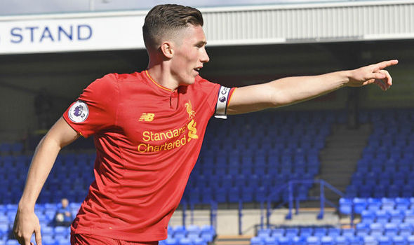 Liverpool youngster Harry Wilson scores outrageous goal against Man Utd