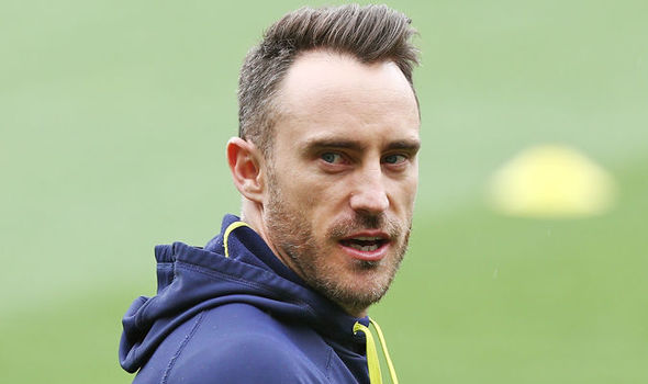 South Africa captain Faf du Plessis: I've been made a scapegoat by ICC over ball tampering