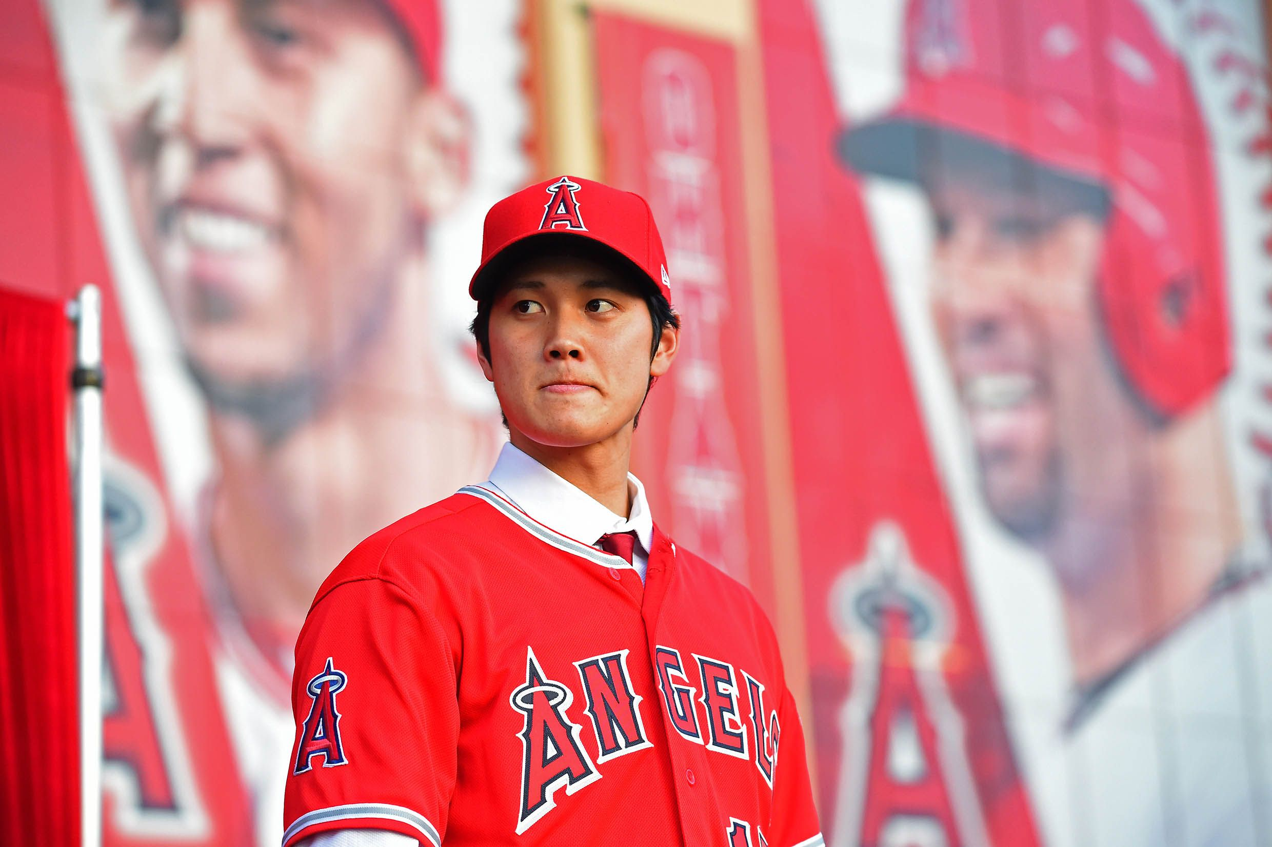 Angels welcome Shohei Ohtani, plot course for two-way Japanese star