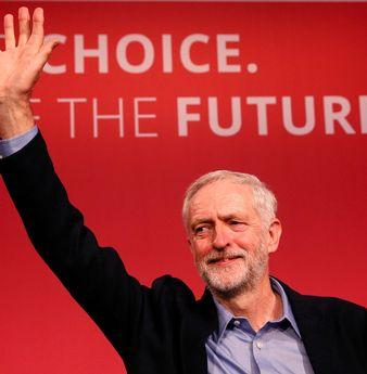 Corbyn re-elected with bigger majority -- huge win for Britain's left