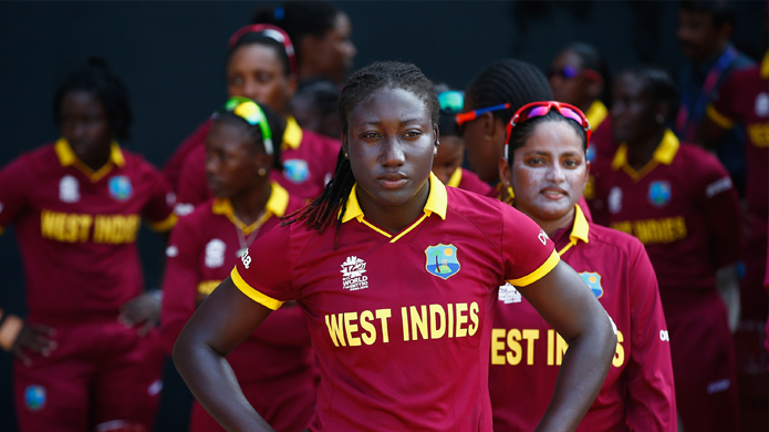 West Indies Women Under Pressure