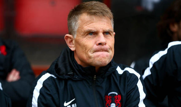 Leyton Orient sack Andy Hessenthaler in seventh managerial change in just two years