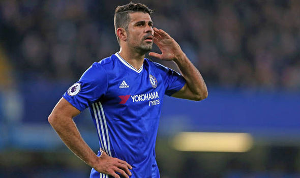 Inter Milan chief speaks out on move for Chelsea star Diego Costa