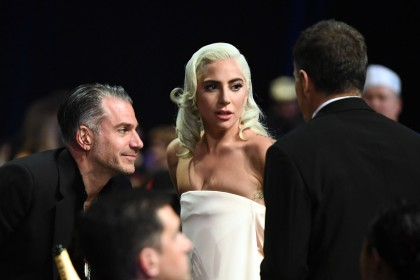 Lady Gaga flees awards show to comfort dying horse
