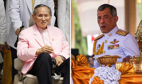 Thailand's Crown Prince Maha Vajiralongkorn to become King after death of popular monarch