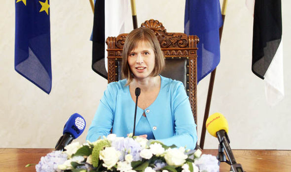 Estonia elects EU budget auditor as first female President
