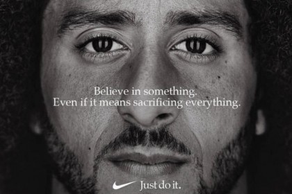 Nike sales soar after Colin Kaepernick ad campaign