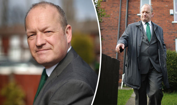 Suspended Labour MP Simon Danczuk 'relieved' as rape case is dropped