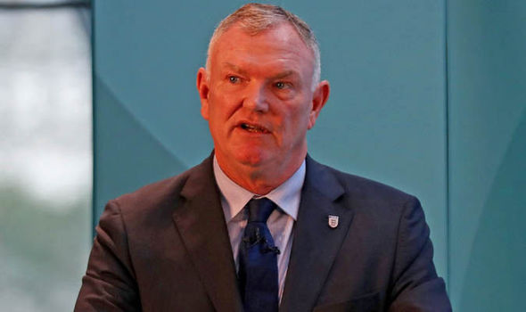 FA chairman Greg Clarke reveals his horror at football sex abuse scandal