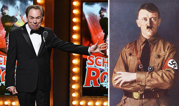 Lloyd Webber blasts town planners for 'doing more damage to Britain than HITLER'S bombs'