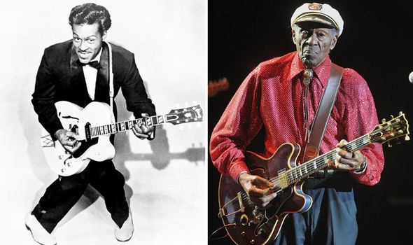 Chuck Berry at 90: Rock and Roll legend announces first NEW album in 38 years