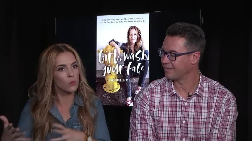 Rachel Hollis: Honesty is everything
