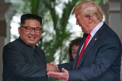 How North Korea reported the Singapore summit