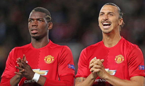 Ashley Young: This is how Paul Pogba and Zlatan Ibrahimovic have settled at Man United