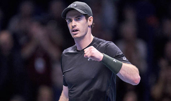 Andy Murray hoping for dream end to stellar year with final showdown with Novak Djokovic