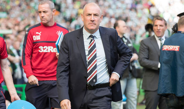 Warburton's press conference ends abruptly after questions on Barton's Rangers future