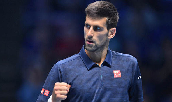 Novak Djokovic sets upon regaining world No1 spot from Andy Murray at World Tour Finals