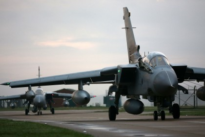 Soldier killed in training exercise at Scottish RAF base