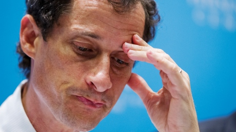 Disgraced former congressman Anthony Weiner to enter criminal plea today