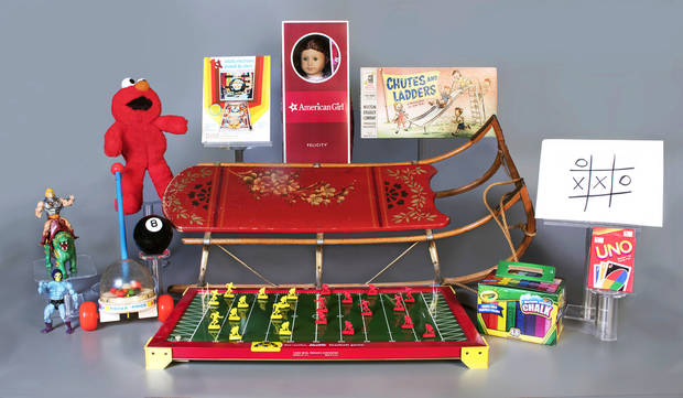Tic-Tac-Toe, Tickle Me Elmo among Toy Hall of Fame finalists