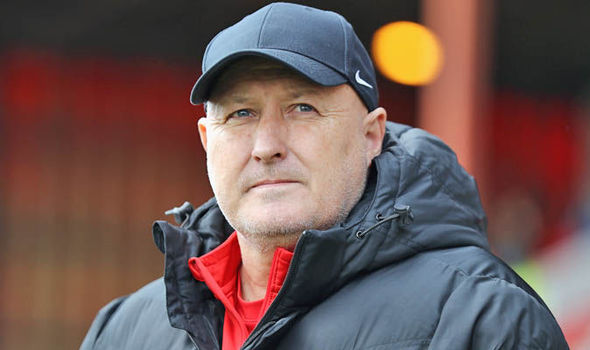 Charlton manager Russell Slade sacked: Search begins for new boss