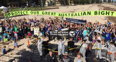 BP announces it will not drill for oil in Great Australian Bight