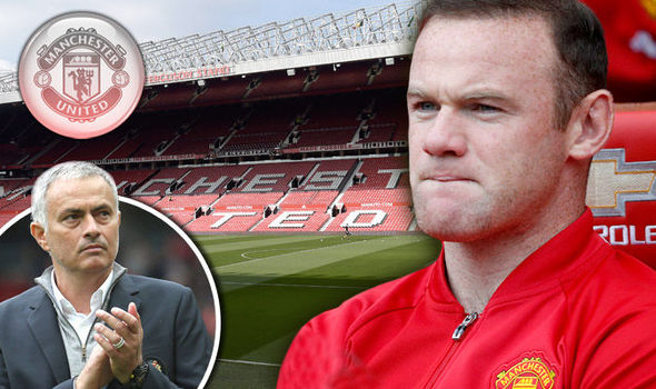 Man United captain Wayne Rooney vows to fight on at Old Trafford after being benched