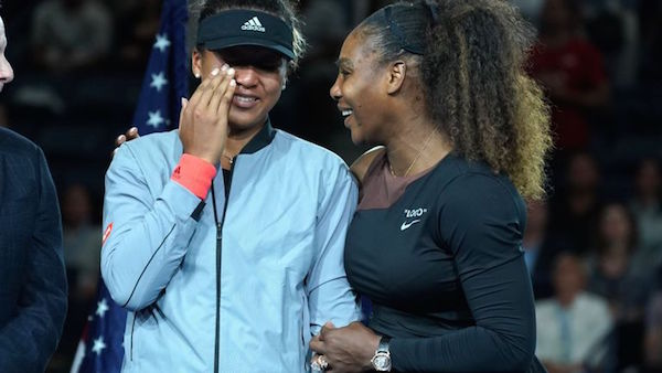 Stars support Serena Williams after grand slam upset