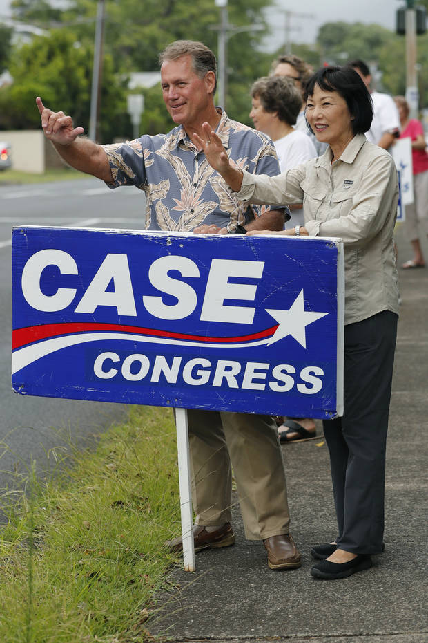 Ex-congressman wins Hawaii Democratic primary for US House