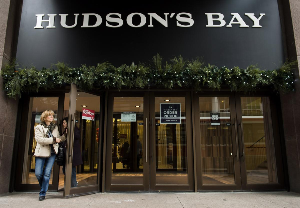 Hudson's Bay phases out Ivanka Trump brand