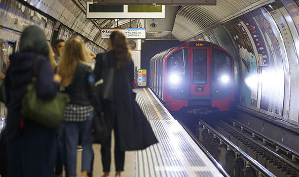 BREAKING: Victoria Line chaos as man hit by train on London Underground