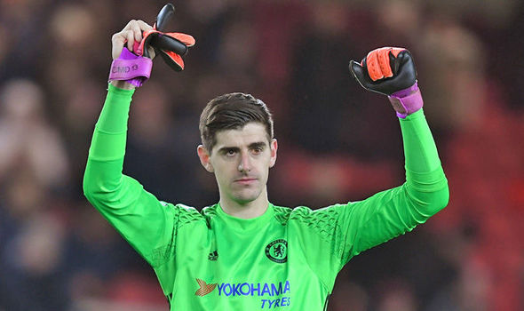 Chelsea ace Thibaut Courtois: This is how Antonio Conte has helped me