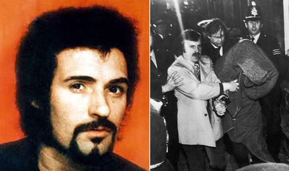 Yorkshire Ripper Peter Sutcliffe 'wearing nappies after being humiliated for bed wetting'