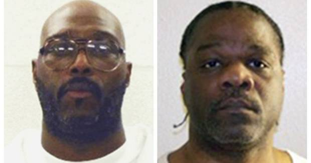 Courts leave 2 more Arkansas executions in doubt